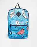 Summer Beach Student Travel Leisure School Laptop Bag Backpack