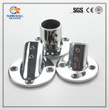 Marine Hardware Stainless Steel Boats Hand Rail Stanchion Base