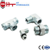 1bt-Sp Carbon Steel Hydraulic Hose Fitting Swaged Hydraulic Hose Adapter
