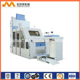 Fine Cotton Waste Carding Machine in Complete Spinning Plant