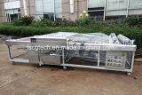 Horizontal Glass Rinsing Machine Table Washing Machine Cgq1600