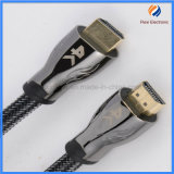 High Speed 3D Supports Aluminum 7m Cable V2.0 Bulk HDMI Cable 4k