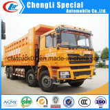 8X4 Special Vehicle Shacman Dumper Truck
