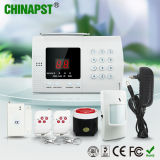 Wireless PSTN Auto Dial Security Alarm Systems (PST-TEL99E)
