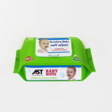 Professional Factory Made Cheap Organic Baby Wipe with Plastic Lid