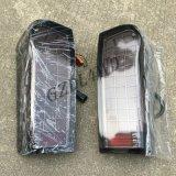 Smoked Black 2012 2019 Isuzu D-Max Rear Tail Lights Rear Lamp