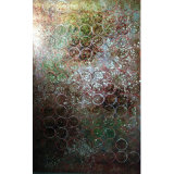 Wholesale Handmade Abstract Oil Art Paintings (LH-103000)