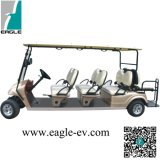 Electric Utility Cart, 8 Seats, Electric, Eg2028ksz, Ce Approved