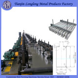 China High Quality Suspended Metal Linear Baffle Ceiling Roll Forming Machine for Ceiling Decoration
