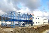 Multi-Storey Low Cost Steel Structure Buildings