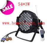 LED PAR Light 54 by 3W with Whole Sale Price