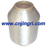 Pure Silver Metallic Yarn with Cotton or Polyester or Viscose Rayon for Morocco