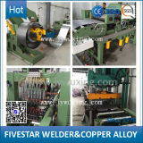 Frequency Control Welding Production Line for Power and Distribution Transformers