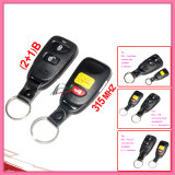 Auto Remote Key for KIA with 3 Buttons 433MHz