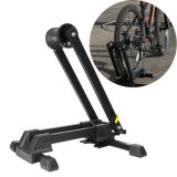Portable Universal Bicycle Plug-in Parking Rack MTB/Road/Bike Support Frame Aluminum Alloy Support Display Floor-Standing Stand