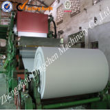 High Performance 1092mm Cultural Paper/Writing Paper Making Machine 4tpd