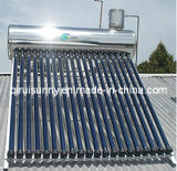 Low Pressure Stainless Steel Solar Water Heater