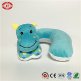 Hippo Blue Safe Standard OEM Baby Neck Pillow