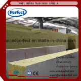 80% Basalt Rock Wool Insulation Board with Printed Aluminum Foil