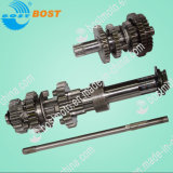 Motorcycle Parts Transmission Set Main and Counter Shaft