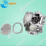 Motorcycle Cylinder Head for Dy-100 Spare Part