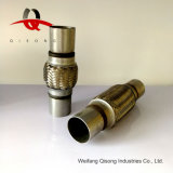 [Qisong] Universal Auto Parts Exhaust Flexible Pipe with Nipple Pipes