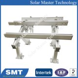 Flat Roof Solar Panel Support Structure Solar System Roof Rack