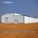 China Company Supplier Prefabricated Steel Structure for Building Price