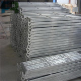 Galvanized Scaffolding Steel Board Steel Plank with Hooks