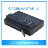 Real TV Cable TV Box DVB C with IPTV Zgemma-Star LC