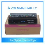 High Value Zgemma Star LC Sat Receiver Updated DVB-C One Tuner with Factory Price