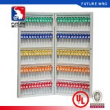 High Quality Metal Key Cabinet to Storage The Keys with Key Hooks Inside Lock out