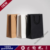 Manufacturers Cheap Wholesale Recycle Craft Brown Kraft Paper Bag Hand Gift Shopping Paper Bag