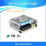 Dahua Security CCTV Accessories 50W Switching Power Supply (PMT-12V50W1AAU)