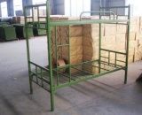 Army Staff School Double Decker Layer Iron Metal Bunk Bed