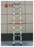 3.8m Aluminum Telescopic Folding Step Ladder with En131-6