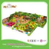 Large Plush Forest Series Playground Equipment with Excellent Design