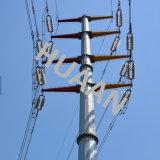 Hot DIP Galvanized Electric Transmission Steel Pole