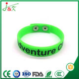Custom Silicone Wristband, Rubber Bracelet for Adults and Kids