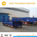 Carrying Crane Loader and Other Heavy Machinery Best Price Low Bed Trailers