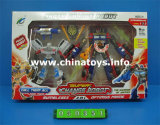 Promotional Toys Super Change Robot Power Robot (050351)