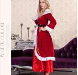 Wholesale Sexy Lady Santa Cosplay Costume Party Christmas Costume