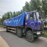 Blue Color PE Tarpaulin Sheet for Truck Cover
