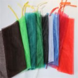 Recycle PE Mesh Bag, Nylon Packaging Bags for Potatoes, Garlic, Firewood and Onions