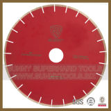 Diamond Circular Saw Blade for Stone, Basalt Cutting (SY-DSB-58)