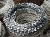 Hot Dipped Galvanized Razor Barbed Wire with Competitive Price