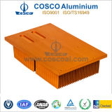 Cosco Aluminium/Aluminum Skived Heatsink for Refrigeration Products