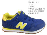 New Design Popular Style Kid Shoes Sport Stock Shoes