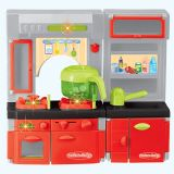 Plastic B/O Kitchen Toy Play Set for Girls (H0009357)