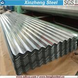 Wave Type Q235B Corrugated Galvanized Steel Roofing Sheet Roof Tile